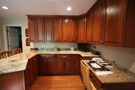 Cabinet Refacing St Louis Mo by Kitchen Cabinet Before After Photos St Louis Mo