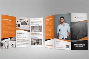 tri fold brochure indesign template brickhost 3ae3dc85bc37 With leaflet template indesign