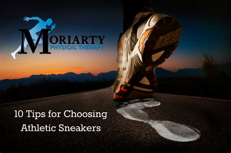 10 Tips For Choosing Running Shoes  Moriarty Physical Therapy