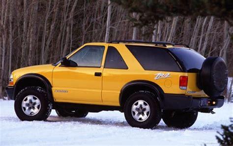 Used 2005 Chevrolet Blazer For Sale