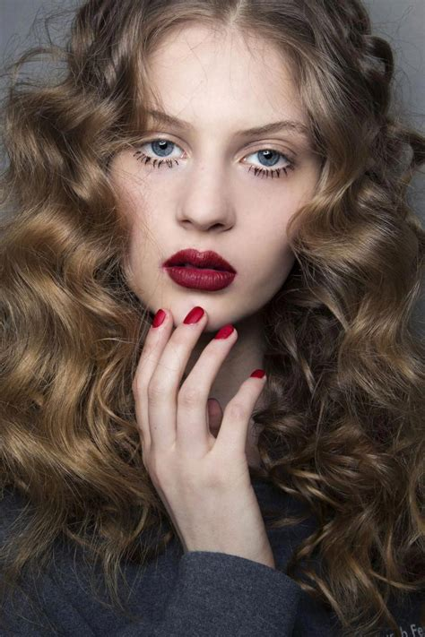 Makeup Looks Korean #boardTEN Really long hair Types