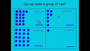 Es 1 Math Place Value Making Groups Of Ten