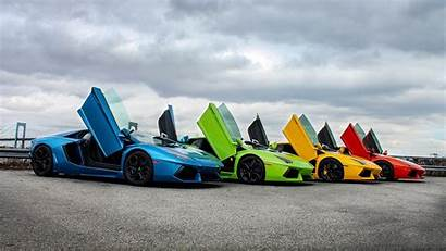 Lineup Supercar Wallpapers 1080p Resolution
