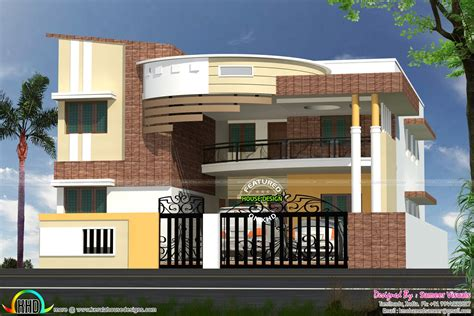 indian style floor ls south indian home plans and designs best home design