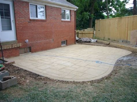 49 best images about sted concrete patios on