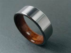 titanium and wood ring rosewood wedding band 2486689 With rosewood wedding rings
