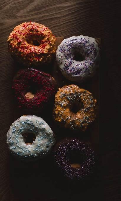 Donuts Dunkin Colorful Donut Pexels Ireland Return