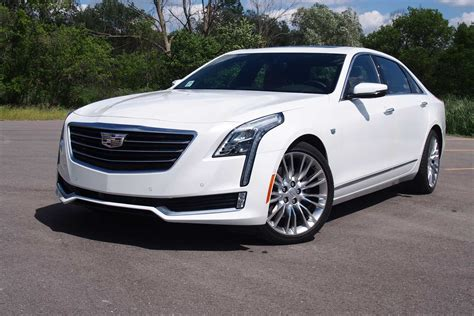 6 Things to Know About the 2017 Cadillac CT6 » AutoGuide