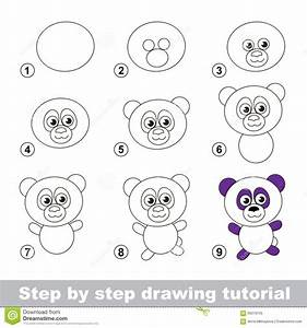 How Do You Draw A Panda Step By Step - Pencil Art Drawing