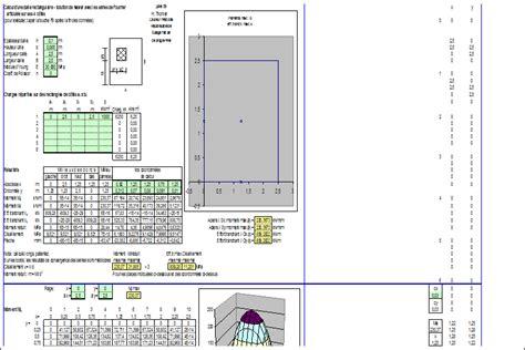 calcul surface utile bureaux calcul de dalle rectangulaire modèles excel