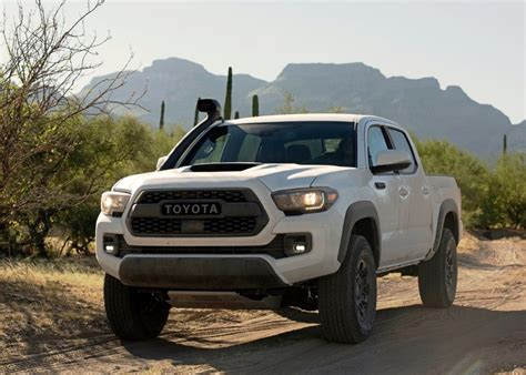 2020 Toyota Tacoma Release Date, Pricing, Redesign