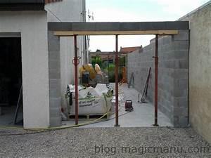 garage les linteaux With garage en parpaing de 20m2