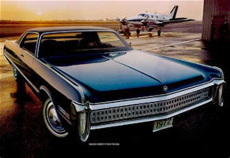 Luxury Cars Of The 1970s  La Times