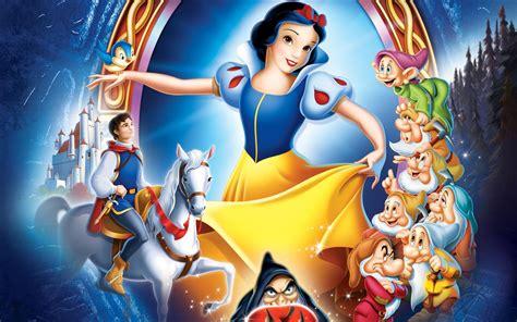 Disney Cartoon Snow White Hd Wallpaper Hd Desktop
