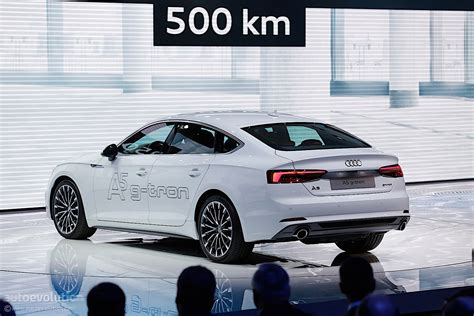 Audi A5 Sportback G Tron Shows Up In Geneva Will Be