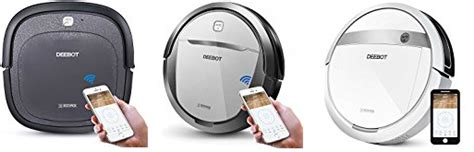Vacuum Cleaners On Sale Today by Today Only Ecovacs Robotic Vacuum Cleaners On Sale From