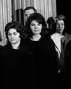 The former First Lady, Jacqueline Kennedy, makes a rare ...