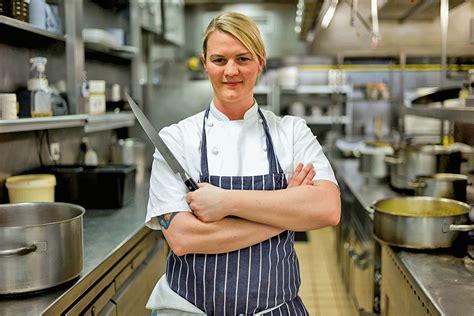 kim woodward hired  savoy grills  female head chef