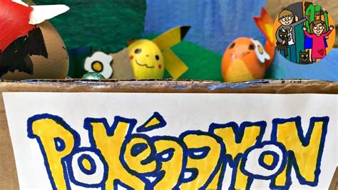 pokemon diy easter egg decorating competition entry