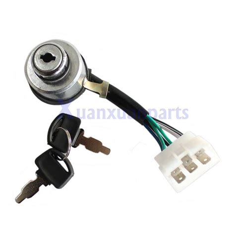 generator ignition key switch  duromax xpe xpeh