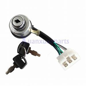 Ignition Key Switch For Multi