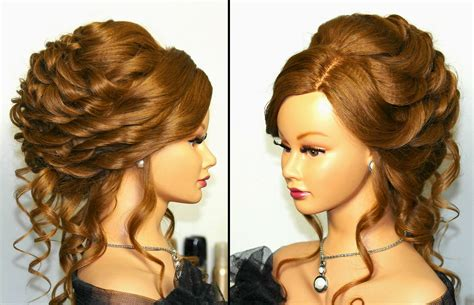 HD wallpapers simple hairstyle for party on dailymotion