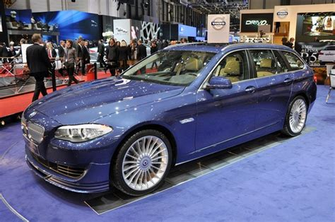 Bmw Alpina B5 Biturbo Touring Is The One We Want