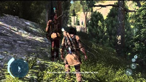 assassins creed iii hunting lessons mission snare