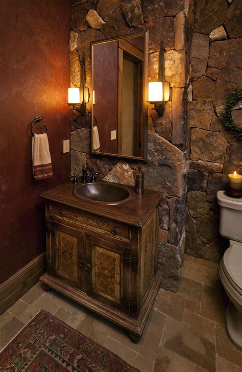Rustic Bathroom Sconces by Rustic Wall Sconce Lighting Bathroom Vanity Sconces