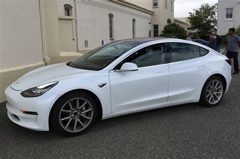 2018 Tesla Model 3 Price, Specs, Release Date, Interior