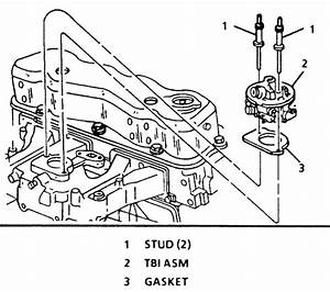 94 Cutlass Superme Sl  3 1  Diagrams Of Throttle Body Removal - Gm Forum