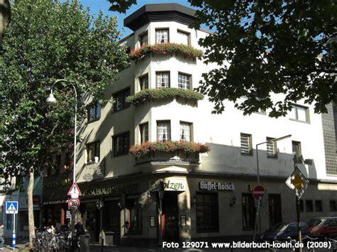 Bilderbuch Köln  Haus Scholzen