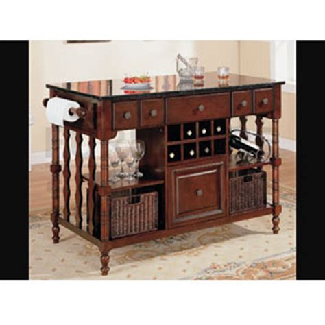 kitchen island cart marble top kitchen islands kitchen island cart wood finish 8154
