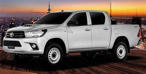 Toyota Hilux Picture by 2018 Toyota Hilux Price And Pictures Of All Models