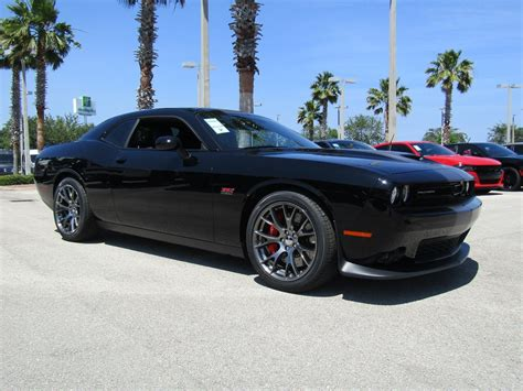 New 2017 Dodge Challenger SRT 392 Coupe in Daytona Beach #