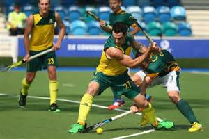 Commonwealth Games: Australia beats South Africa 6-0 in ...