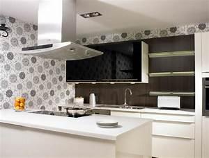 Welche Tapete Für Küche : 57 interessante deko ideen f r k che ~ Sanjose-hotels-ca.com Haus und Dekorationen