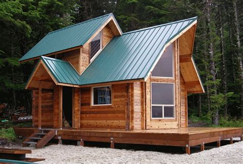 Small Log Cabin Kit Homes  Bestofhousenet #23293