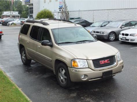 auto manual repair 2004 gmc envoy xl regenerative braking sell used 2004 gmc envoy xl slt loaded looks good needs mechanical work no reserve in