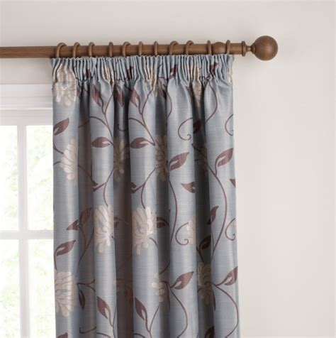 brown and blue curtains for windows home design ideas