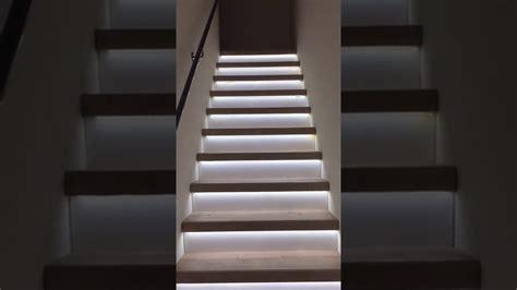 Treppenbeleuchtung Led Außen by Automatische Sensorgesteuerte Led Treppenbeleuchtung