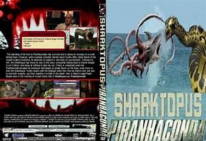 Sharktopus vs. Piranhaconda dvd by SteveIrwinFan96 on ...