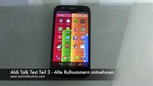 Aldi Töpfe Test : aldi talk test teil 3 alte rufnummern mitnehmen youtube ~ Jslefanu.com Haus und Dekorationen