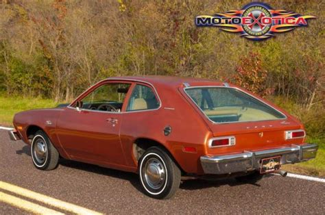 1976 Ford Pinto by 1976 Ford Pinto Pinto Turbo Hatchback For Sale Photos