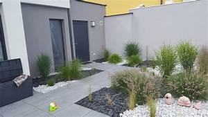 Gräser Im Garten Gestaltungsideen Pflanzenporträts Und Pflege : gr ser und steine ~ Markanthonyermac.com Haus und Dekorationen