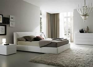 Wandfarben Schlafzimmer Ideen : moderne wandfarben 40 trendige beispiele ~ Orissabook.com Haus und Dekorationen