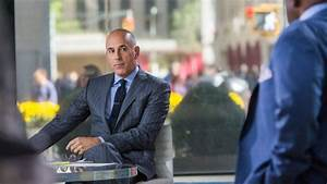 NBC: 'Today' anchor Matt Lauer fired for 'inappropriate ...