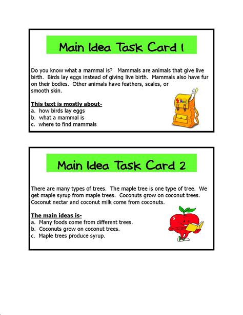 idea worksheet 1st grade worksheets for all