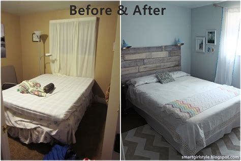 Diy Bedroom Makeover On A Budget