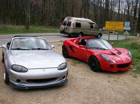 Mazda Miata NB vs Lotus elise mk.2, which is best in terms ...